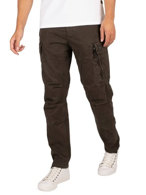 G-Star Roxic Straight Tapered Cargos - Asfalt