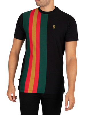 Luke 1977 Verti Tour T-Shirt - Jet Black