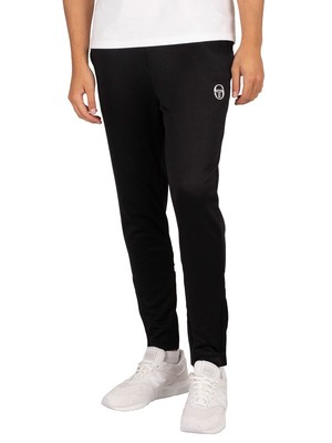 Sergio Tacchini Orion Slim Joggers - Black/White