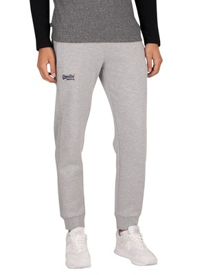 Superdry Classic Joggers - Grey Marl
