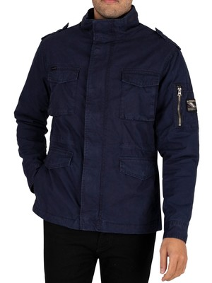 Superdry Classic Rookie Jacket - Squad Navy