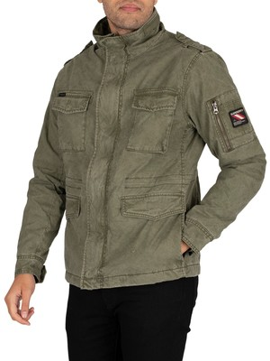 Superdry Classic Rookie Jacket - Army