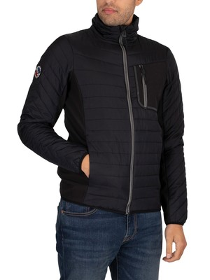 Superdry Convection Hybrid Jacket - Black