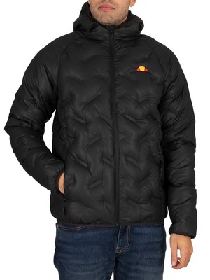 Ellesse Touch Padded Jacket - Black