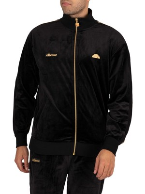 Ellesse Vischio Track Jacket - Black