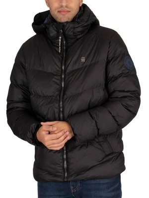 G-Star Whistler Puffer Jacket - Dark Black