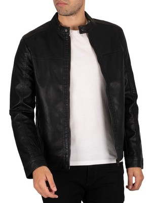 Jack & Jones Warner Jacket - Black
