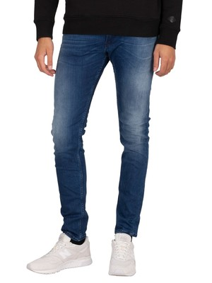 Replay Jondrill Skinny Jeans - Dark Indigo