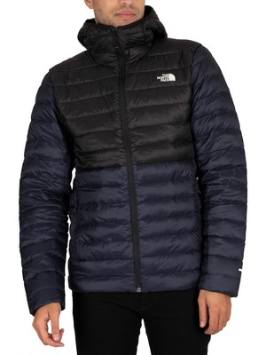 The North Face Resolve Down Jacket - Urban Navy/Black