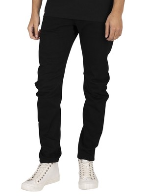 G-Star Arc 3D Slim Jeans - Pitch Black