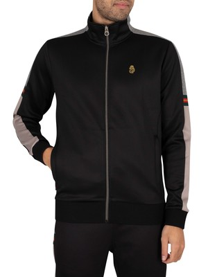 Luke 1977 Breeze Track Jacket - Jet Black