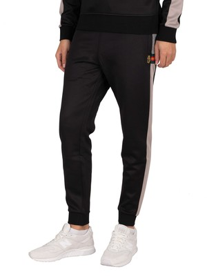 Luke 1977 Lashing Joggers - Jet Black