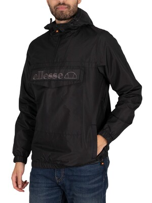 Ellesse Exclusive Mono Mont Pullover Jacket - Black
