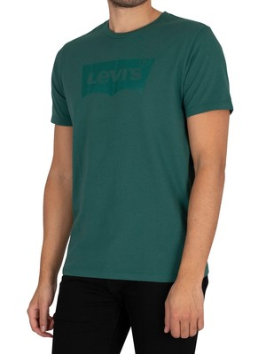 Levi's Housemark Graphic T-Shirt - Garme