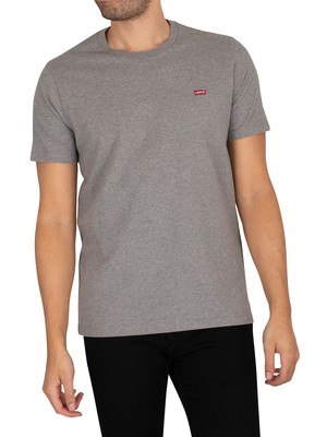 Levi's Original T-Shirt - Chisel Grey Heather