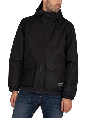 Levi's Tactical Windbreaker Jacket - Caviar