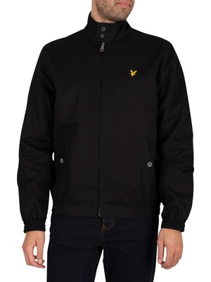 Lyle & Scott Harrington Jacket - Jet Black