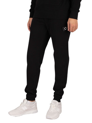 MA.STRUM Core Joggers - Jet Black
