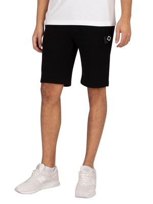 MA.STRUM Core Sweat Shorts - Jet Black