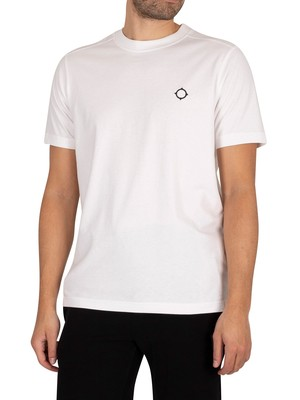 MA.STRUM Icon T-Shirt - Optic White