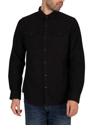 Superdry Trailsman Shirt - Black