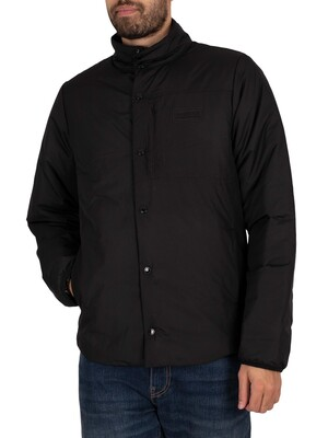 Barbour International Viewforth Quilted Jacket - Black