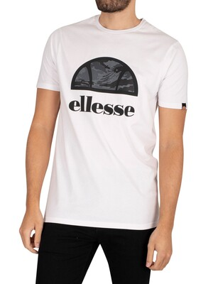 Ellesse Alta Via T-Shirt - White