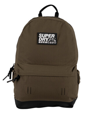 Superdry Classic Montana Backpack - Forest Pine