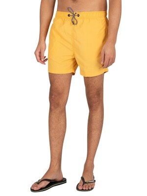 Superdry Studios Swim Shorts - Pigment Yellow