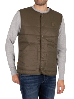 Timberland Compatible Layering System Gilet - Grape Leaf
