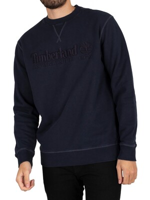 Timberland Established 1973 Sweatshirt - Dark Sapphire