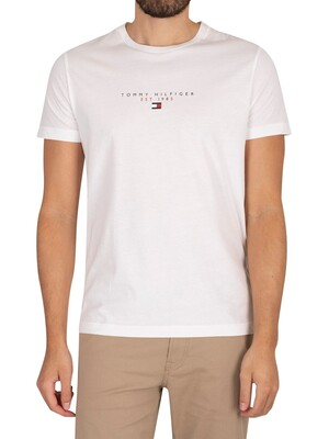 Tommy Hilfiger Essential T-Shirt - White
