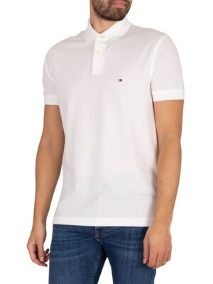 Tommy Hilfiger The 1985 Regular Polo Shirt - White