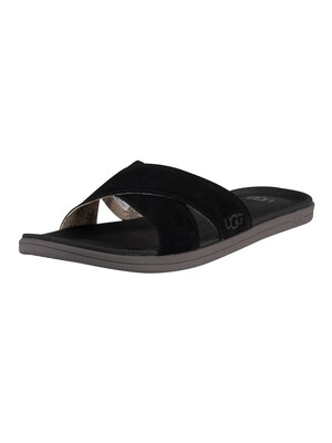 UGG Brookside Slide - Black