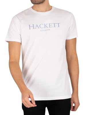 Hackett London T-Shirt - White