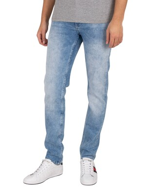 Pepe Jeans Hatch Slim Jeans - Light Denim