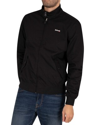Schott Cabl 1220 Harrington Jacket - Black