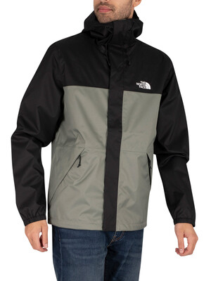 The North Face Shell Lightweight Jacket - Agave Green