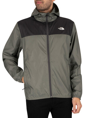 The North Face Sundowner Lightweight Jacket - Agave Green/Asphalt Grey