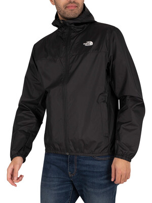 The North Face Sundowner Lightweight Jacket - Black/White