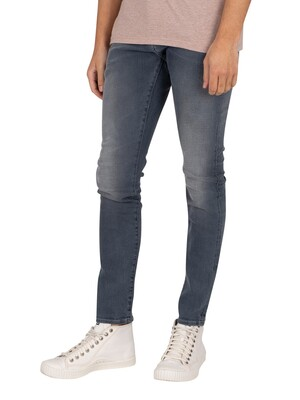 G-Star Lancet Skinny Jeans - Worn In Smokey Night