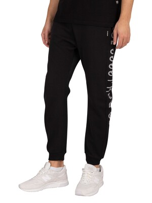 G-Star Moto Mixed Mesh Joggers - Dark Black