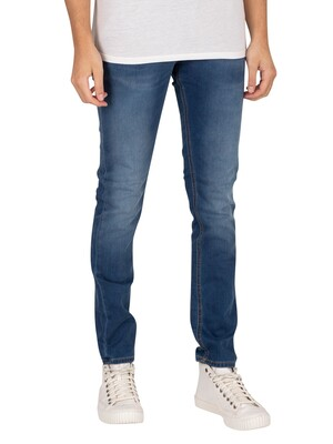 Jack & Jones Glenn Orginal 006 Slim Jeans - Blue Denim
