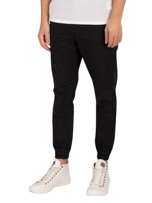 Jack & Jones Gordon Lane Joggers - Black