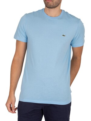 Lacoste Logo T-Shirt - Light Blue