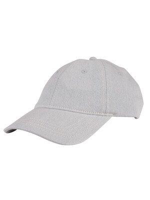 Levi's Recycled Denim Baseball Cap - Light Blue