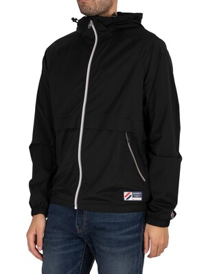 Superdry Sportstyle Cagoule Jacket - Black