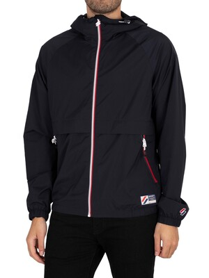 Superdry Sportstyle Cagoule Jacket - Eclipse Navy