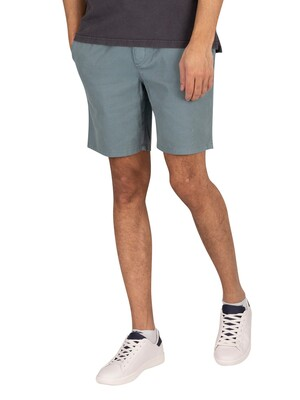 Superdry Sunscorched Chino Shorts - Pottery Blue