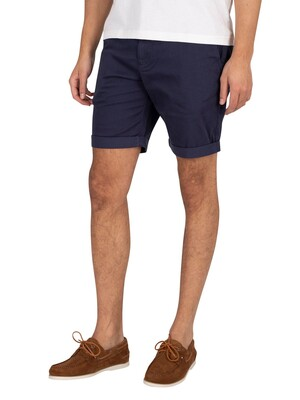 Tommy Jeans Scanton Slim Chino Shorts - Twilight Navy